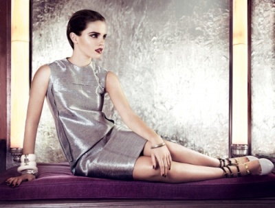 Vogue July 2011. Photo credit Mario Testino.
